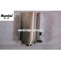China Little Vibration 4000watts Electrical R8 Spindle Cartridge for CNC Router Machine wholesale