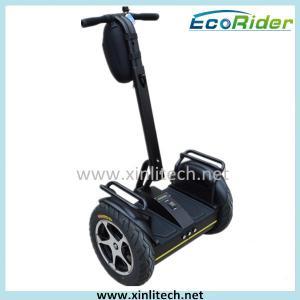 China Mini Segway Balance Scooter 2000W Two Wheel Brush DC Motor Power on sale