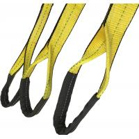 China flat webbing sling for lifting 6:1 Safety factor factory wholesale