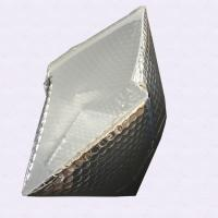 China Used For Food Preservation Environmental Reflective Metallic Foil Insulated Box Liners wholesale