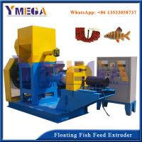 China Hot sell and advanced Design Floating fish feed pellet machine from China on sale