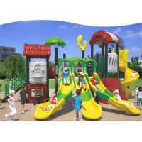 China Professional Public Park Playground Equipment For Children / Outdoor Play Structures wholesale