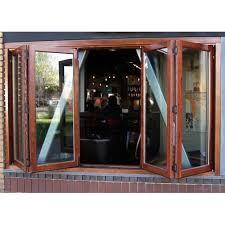China Australia Standard New design Aluminum Glass Folding  Bifold Window analog aluminum window for sale wholesale