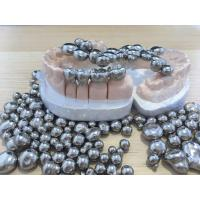 China Nickel Based Dental Casting Alloys 220HV10 Silver Color With Soft Oxide Layer wholesale