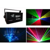 China Home Laser Light Show Equipment Rgb Laser Light Red Blue Green wholesale