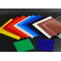 China ISO9001 2mm 3mm Colored Tinted Cast Acrylic Sheet on sale