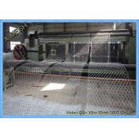 China 2x1x1m 80X100 Hot DIP Galvanized Hexagonal Gabion Mattress For Retaining Walls wholesale