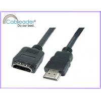 China 24K Gold plated 19 pin HDMI Cables 1.4 with Ethernet Channel Audio Retun wholesale