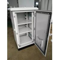 China Weatherproof Outdoor Enclosure Cabinet / External Electrical Cabinet Durable wholesale