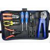 China Blue Bag Solar Mc4 Crimping Tool Solar PV Tool Kits wholesale