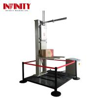 China Large Household Appliance Drop Impact Test Machine Zero Height Paper Package Free Fall Drop Tester wholesale
