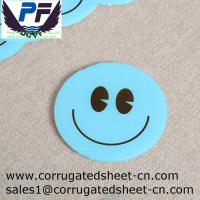 2-12 mm blue/yellow/green/red color cheap price polypropylene round plastic corrugated sheets for packing industry usage
