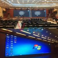 China 1R1G1B SMD1515 Customized Indoor Full Color LED Display P2 IP41 wholesale