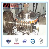 China Custom Standard or Non-Standard CNC Machining Precision Worm Gear and Worm made by whachinebrothers ltd wholesale