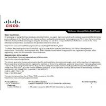 China 2504 WLAN Controller Cisco IOS Software L-LIC-CT2504-1A 1 AP Adder License wholesale