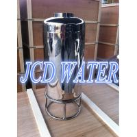 China Commercial Fleck Water Softener , Stainless Steel Multi Media Filter Housing wholesale