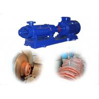 China High Speed Horizontal Multistage Centrifugal Pump , Industrial Water Pumps Single Suction wholesale