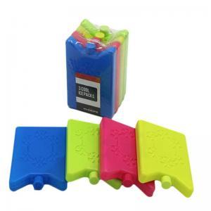 Buy cheap Food Grade HDPE Plastic Mini Ice Packs Small Freezer Packs FDA SGS Certificate from wholesalers