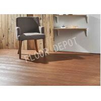 China 6mm Vinyl Tile LVT Vinyl Flooring Virgin Material Wood Grain UV Coating Stable wholesale