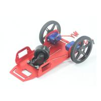 Buy cheap Mobile Robot Intelligent car chassis car tracing robot car chassis from wholesalers