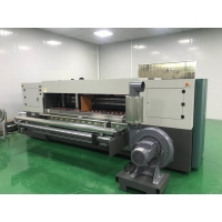Buy cheap CMYK 460㎡/h 180*360dpi Corrugated Flatbed Printing Machine from wholesalers