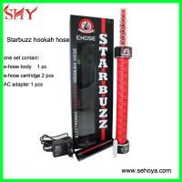 China best starbuzz e hookah hose hot selling e hookah e cigarette wholesaler wholesale