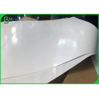 Oil Proof One Side 12g PE Coated Lunch Box Food Grade Paper Board