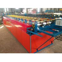 China Double Line Steel Stud Roll Forming Machine / C Channel Roll Forming Machine wholesale