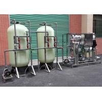 China 3TPH RO System Industrial Reverse Osmosis Plant For Borehole Water Treatment wholesale