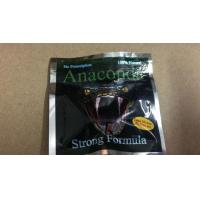 China Anaconda Male Sex Booster Capsule , Fast Erect Pills Herbal Long Lasting Tablet For Man wholesale