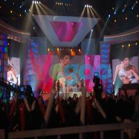 Buy cheap P3.91 Stage LED Screens Indoor Full Color LED Display 9500K - 11500K from wholesalers