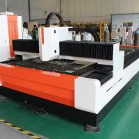 China 800w 1000w 500w Fiber Laser Cutter Metal Protect Covering IPG Raycus Source wholesale