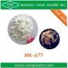 China Active Pharmaceutical Ingredient CAS 159752-10-0 99% SARMs MK677/MK677/MK-677 Powder High Purity wholesale