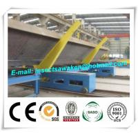 China Professional Electric H Beam Welding Line 3000mm / Min Movement Speed wholesale