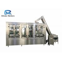 China Beverage Plant  Glass Bottle Filling And Capping Machine Large Capacity wholesale