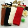 China 2016 Fashion Knee High Winter Wool Children Socks wholesale
