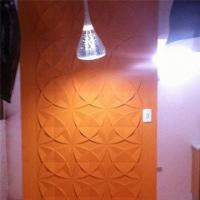 China MDF Panel with 3D Effect Design wholesale