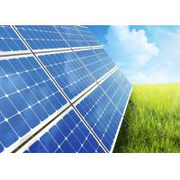 China Stable Solar Photovoltaic Module , 40 W Solar Energy Panels Easy Installation wholesale