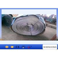 China Pilot Anti Twist Wire Rope , Galvanised Steel Wire Rope 130KN Breaking Load wholesale