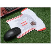 China Russia National Team Marketing Promotional Gifts , Digital Printed Computer Mouse Pad wholesale