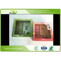 China Glossy Lamination Cardboard Counter Display Boxes, Recycled Materials Cardboard Box with Lid wholesale