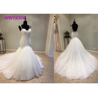 China Crystal Beading Mermaid Prom Dresses / Luxury Long Tail Mermaid Wedding Dress wholesale
