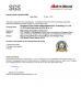 Dongguan Vision Plastics Magnetoelectricity Technology Co., Ltd. Certifications