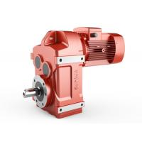 China Parallel Shaft Helical Gearmotor F series SUPROR wholesale