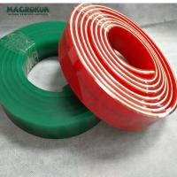 China Screen Squeegees Rubber/Screen Printing Squeegee Blades for textile printing on sale