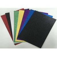 China 250gsm A4 Smooth Glitter Card Paper For Craft And Invitation Card on sale