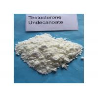 China Long Ester Testosterone Raw Powder , Safe & Effective Testosterone Undecanoate Powder wholesale