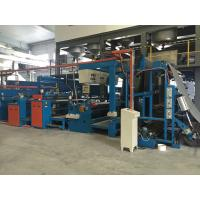China Thermal Oil / Gas Heating System Textile Hot Air Stenter Setting Machine wholesale