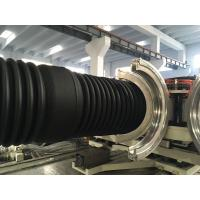China High Speed Double Wall Corrugated Pipe Extrusion Line SBG1000 wholesale