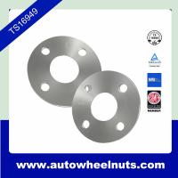 China 4 Lug Hub Centric Hubcentric Wheel Spacers 4*100mm 5mm Thickness wholesale